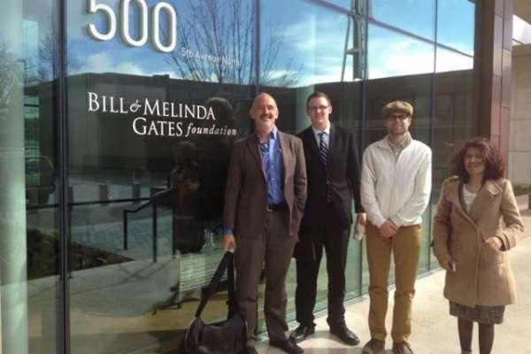 rheingans at bill and melinda gates foundation