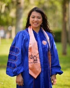 cuc tran graduate