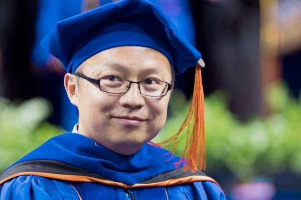 Hao Chen Graduation